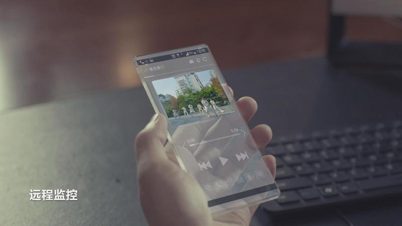 麦驰智慧家庭提供了智能门铃远程手机对讲,远程手机安防